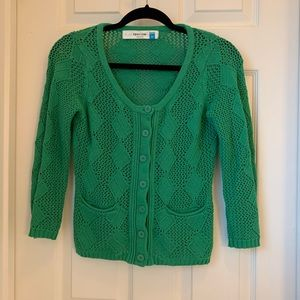 Anthropologie Sparrow Cardigan Sweater